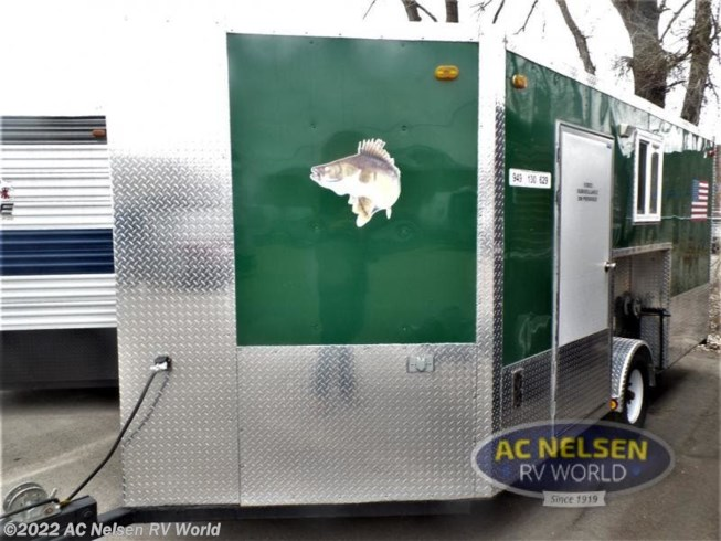 2011 Ice Fish Houses 16 X 8 SHELL by Ice Castle from AC Nelsen RV World in Shakopee, Minnesota