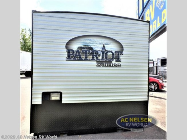 2021 Cherokee 8X8 COMMERCIAL HOUSING by Forest River from AC Nelsen RV World in Shakopee, Minnesota