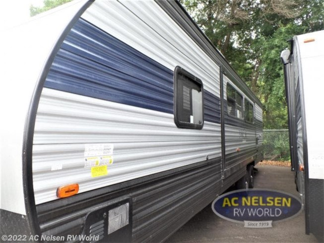 2021 Cherokee Grey Wolf 28DT by Forest River from AC Nelsen RV World in Shakopee, Minnesota