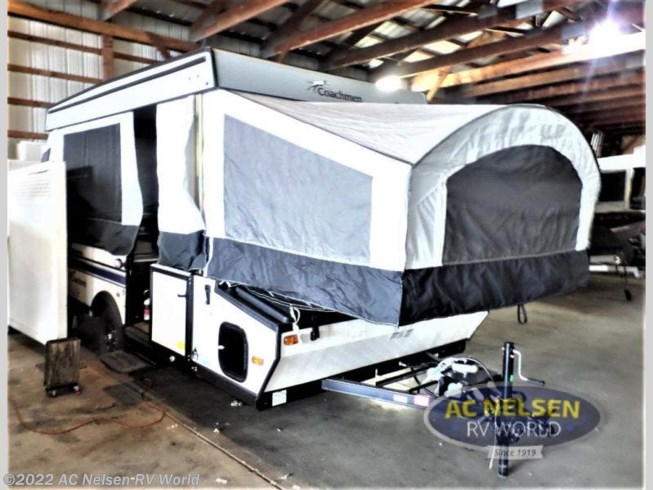 New 2021 Coachmen Clipper Camping Trailers 128LS available in Shakopee, Minnesota