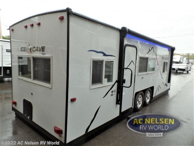 2021 Forest River Cherokee Ice Cave 21GP - New Fish House For Sale by AC Nelsen RV World in Shakopee, Minnesota