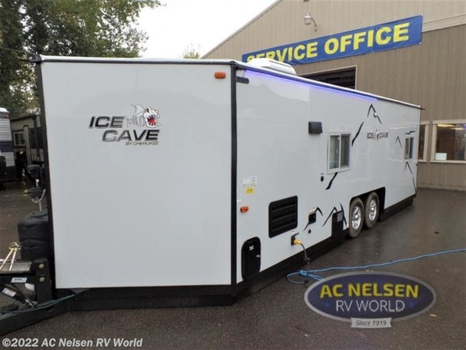 2021 Cherokee Ice Cave 21GP by Forest River from AC Nelsen RV World in Shakopee, Minnesota