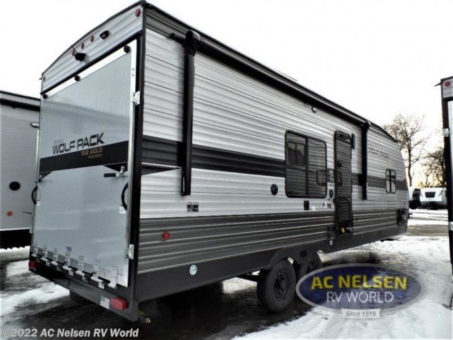 New 2020 Forest River Cherokee Wolf Pack Gold 24GOLD14 available in Shakopee, Minnesota