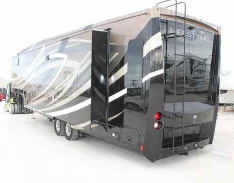10022n 2015 Lifestyle Luxury Rv Lifestyle Ls37cksl For