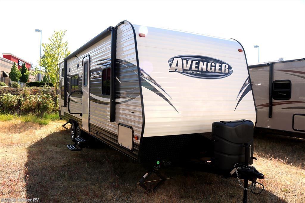 Avenger Travel Trailer Bh