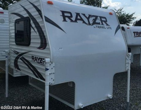 m rayzr 2017 travel lite rayzr ss for mid size trucks for sale in apex nc. Black Bedroom Furniture Sets. Home Design Ideas