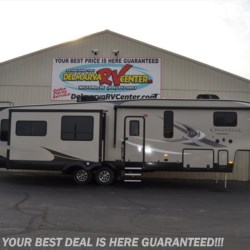 New 2017 Coachmen Chaparral 360IBL For Sale by Delmarva RV Center in Seaford available in Seaford, Delaware