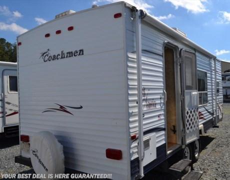 S2591 2006 Coachmen Spirit Of America 24rbq For Sale In