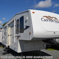 2007 Gulf Stream Canyon Trail 29RL  - Fifth Wheel Used  in Seaford DE For Sale by Delmarva RV Center in Seaford call 302-212-4392 today for more info.