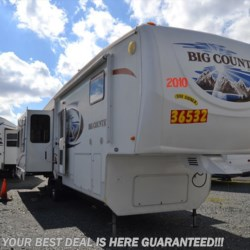 Used 2010 Heartland  Big Country 3500RL For Sale by Delmarva RV Center available in Milford, Delaware