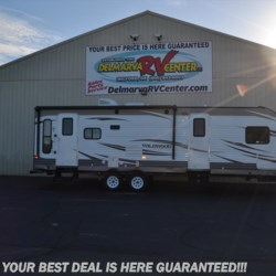 New 2018 Forest River Wildwood 28RLDS For Sale by Delmarva RV Center available in Milford, Delaware