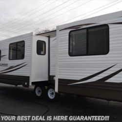 Delmarva RV Center in Seaford 2017 Wildwood 29UD3  Travel Trailer by Forest River | Seaford, Delaware