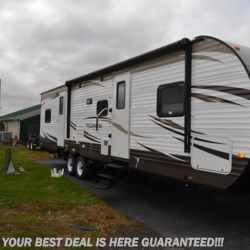 2017 Forest River Wildwood 29UD3  - Travel Trailer New  in Seaford DE For Sale by Delmarva RV Center in Seaford call 302-212-4392 today for more info.