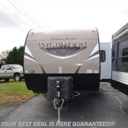 New 2017 Forest River Wildwood 29UD3 For Sale by Delmarva RV Center in Seaford available in Seaford, Delaware