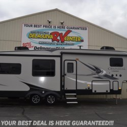 New 2018 Coachmen Chaparral 336TSIK For Sale by Delmarva RV Center in Seaford available in Seaford, Delaware