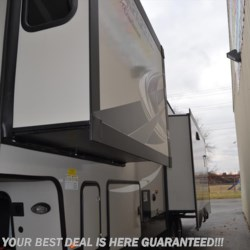 Delmarva RV Center in Seaford 2018 Chaparral 336TSIK  Fifth Wheel by Coachmen | Seaford, Delaware