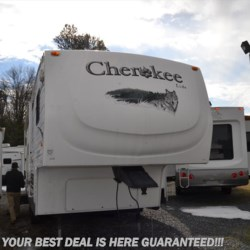 Used 2008 Forest River Cherokee 255S For Sale by Delmarva RV Center in Seaford available in Seaford, Delaware