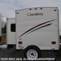 Delmarva RV Center in Seaford 2008 Cherokee 255S  Fifth Wheel by Forest River | Seaford, Delaware