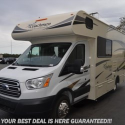 Delmarva RV Center in Seaford 2018 Freelander Micro Minnie 20CBT  Class C by Coachmen | Seaford, Delaware