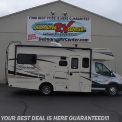 New 2018 Coachmen Freelander Micro Minnie 20CBT For Sale by Delmarva RV Center in Seaford available in Seaford, Delaware