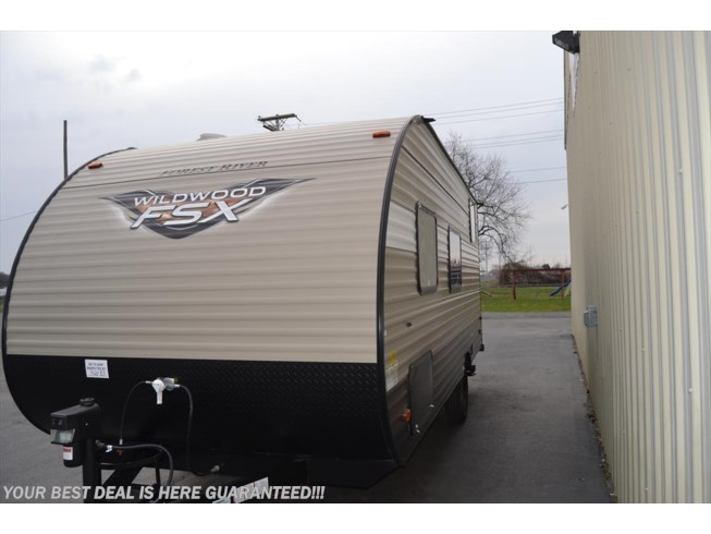 2018 Wildwood X-Lite FSX 197BH by Forest River from Delmarva RV Center in Seaford in Seaford, Delaware