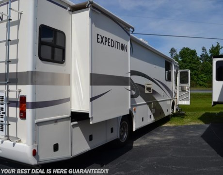 Us14398 2001 Fleetwood Expedition 36t For Sale In