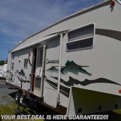 2005 Coachmen Chaparral 281BH  - Fifth Wheel Used  in Seaford DE For Sale by Delmarva RV Center in Seaford call 302-212-4392 today for more info.