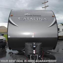 New 2017 Coachmen Catalina 243RBS For Sale by Delmarva RV Center in Seaford available in Seaford, Delaware