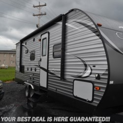 2017 Coachmen Catalina 243RBS  - Travel Trailer New  in Seaford DE For Sale by Delmarva RV Center in Seaford call 302-212-4392 today for more info.