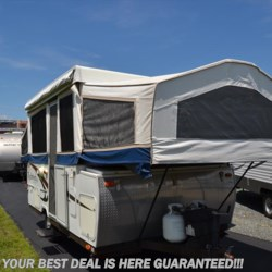 2006 Forest River Rockwood 256  - Popup Used  in Seaford DE For Sale by Delmarva RV Center in Seaford call 302-212-4392 today for more info.