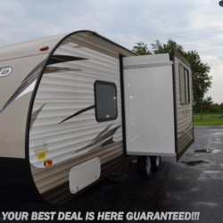 Delmarva RV Center in Seaford 2018 Wildwood X-Lite 230BHXL  Travel Trailer by Forest River | Seaford, Delaware