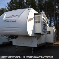 Used 2006 Coachmen Chaparral 282DS For Sale by Delmarva RV Center in Seaford available in Seaford, Delaware