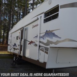 2006 Coachmen Chaparral 282DS  - Fifth Wheel Used  in Seaford DE For Sale by Delmarva RV Center in Seaford call 302-212-4392 today for more info.