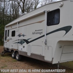 2005 Fleetwood Wilderness Advantage 285RL  - Fifth Wheel Used  in Seaford DE For Sale by Delmarva RV Center in Seaford call 302-212-4392 today for more info.