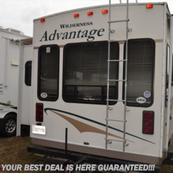 Delmarva RV Center in Seaford 2005 Wilderness Advantage 285RL  Fifth Wheel by Fleetwood | Seaford, Delaware