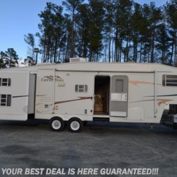 Used 2006 Gulf Stream Canyon Trail 30FBHS For Sale by Delmarva RV Center in Seaford available in Seaford, Delaware