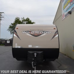 2018 Forest River Wildwood X-Lite 201BHXL  - Travel Trailer New  in Seaford DE For Sale by Delmarva RV Center in Seaford call 302-212-4392 today for more info.
