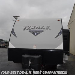2018 Dutchmen Kodiak Express 233RBSL  - Travel Trailer New  in Seaford DE For Sale by Delmarva RV Center in Seaford call 302-212-4392 today for more info.