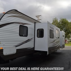 Delmarva RV Center in Seaford 2018 Wildwood 32BHDS  Travel Trailer by Forest River | Seaford, Delaware