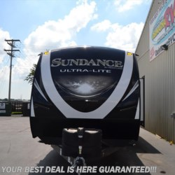 2018 Heartland  Sundance XLT SD XLT 283 RB  - Travel Trailer New  in Milford DE For Sale by Delmarva RV Center call 800-843-0003 today for more info.