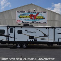 New 2018 Heartland  Sundance XLT SD XLT 283 RB For Sale by Delmarva RV Center available in Milford, Delaware