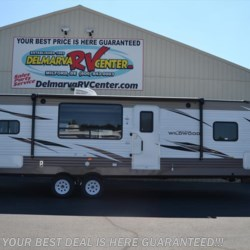New 2019 Forest River Wildwood 27RKSS For Sale by Delmarva RV Center in Seaford available in Seaford, Delaware