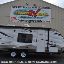 New 2018 Forest River Wildwood X-Lite 201BHXL For Sale by Delmarva RV Center in Seaford available in Seaford, Delaware