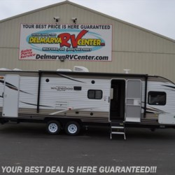 New 2018 Forest River Wildwood X-Lite 263BHXL For Sale by Delmarva RV Center in Seaford available in Seaford, Delaware