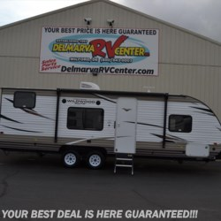 New 2019 Forest River Wildwood X-Lite 261BHXL For Sale by Delmarva RV Center in Seaford available in Seaford, Delaware