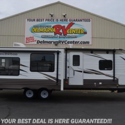 New 2019 Forest River Wildwood 27REI For Sale by Delmarva RV Center in Smyrna available in Smyrna, Delaware