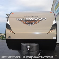 2019 Forest River Wildwood 27REI  - Travel Trailer New  in Smyrna DE For Sale by Delmarva RV Center in Smyrna call 302-212-4414 today for more info.