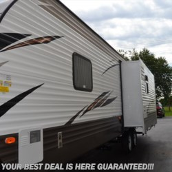 Delmarva RV Center in Smyrna 2019 Wildwood 27REI  Travel Trailer by Forest River | Smyrna, Delaware