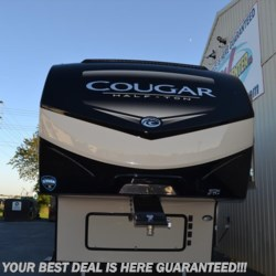 Delmarva RV Center in Seaford 2018 Cougar Half-Ton 25RES  Fifth Wheel by Keystone | Seaford, Delaware