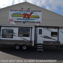 New 2018 Forest River Wildwood 27REIS For Sale by Delmarva RV Center in Seaford available in Seaford, Delaware